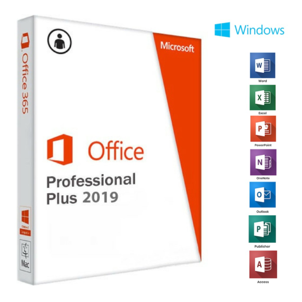 Office 2019 professional box