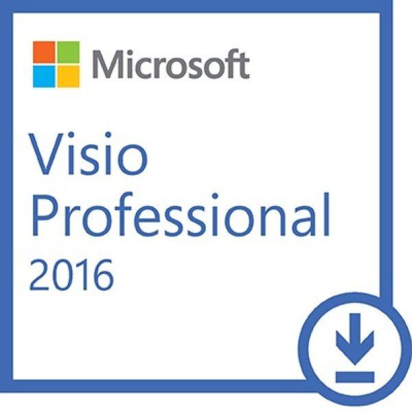 Visio Professional 2016 afbeelding
